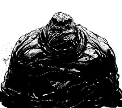 Clayface by T-RexJones