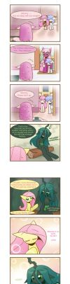 Chrysalis's fluttered adventure p8 by HowXu