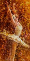 Ballet Of The Soul by Leonid Afremov by Leonidafremov