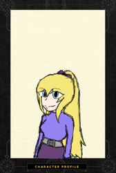 .: IF - Character Profile: Honey :. by EverySoulsRequest2