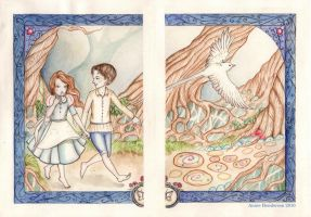 HG3: Following the White Bird by puppeteer-for-kings