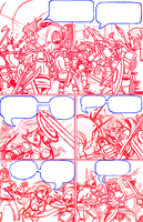 Grawlix 2 roughs by Brian-Evinou