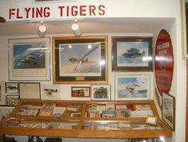 Flying Tigers Exhibit by L1701E
