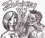 Zombietine's Day 2010 by severedconnection