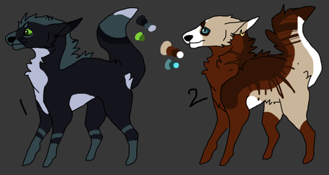 Adopts by TheArtThing
