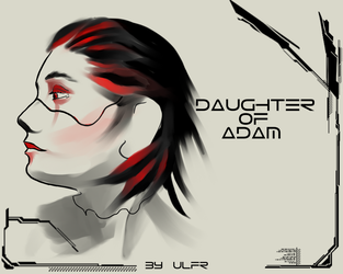 my return to DA : Daughter of Adam by Xvampir3