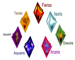 Chaos Shards by DraconianQueen