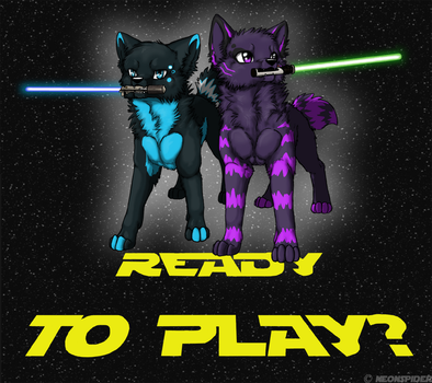 Ready to play 01 by neonspider