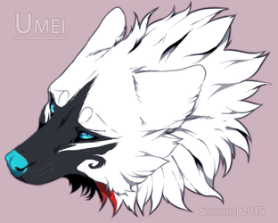 Umei -Headshot- by SouOrtiz