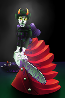 Kanaya, Prince Destroyer by AwesomeBlossomPossum