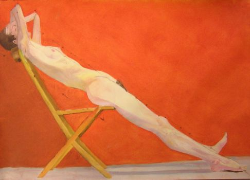 Artist Study - Euan Uglow by SoapSud