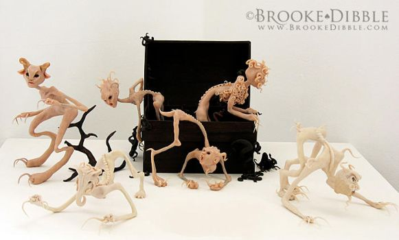 Pandora's Box by BrookeDibble