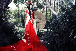 The Bride of Water God 7 by vani27