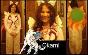 Okami Cosplay by Kitchiki