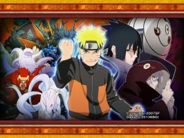 Naruto Storm 3 FB (1) Wallpaper Exclusive by NarutoRenegado01