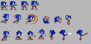 Sonic Conversions by SonicTheMinecraftHog