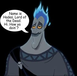 Hades: Lord of the Dead by LMColver