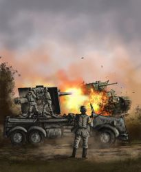Inferno V1 - Attack on East Prussia by derbz