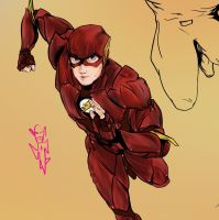 The Flash by SprKim