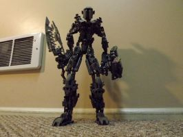 Sentinel, Great Greay Gollum, The Goliath Knight by Innodence