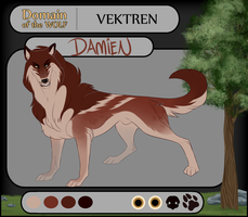 DotW: Damien by WEREW0LFE