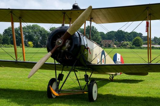 Avro 504K (Reproduction) by Daniel-Wales-Images