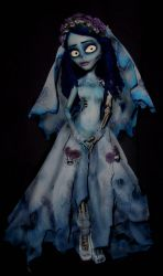 MH Corpse Bride Ghoulia 01 by mourningwake-press