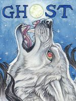 Ghost Badge by thornwolf