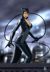 Catwoman by Dark-thief
