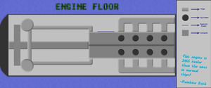 Gear Grinder ENGINE ROOM by Cogs-Fixmore