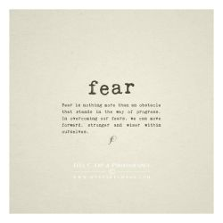 Fear by hexdeflective
