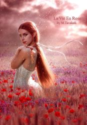 La Vie En Rose by DigitalDreams-Art