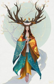 Growing Strong - Margaery by Nassima-Amir