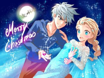 Merry Christmas ^__^ by Naschi