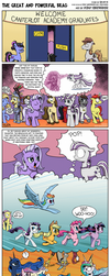 The Great And Powerful Brag by Pony-Berserker