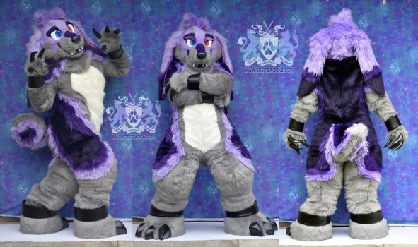 Shilly Fursuit by LobitaWorks