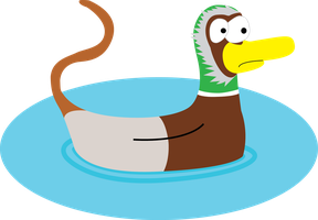 Monkeyduck by Arkholt