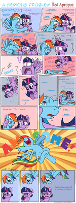 A Serious Problem by RedApropos