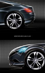 Mercedes AMG-Class by husseindesign