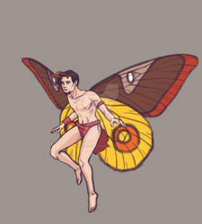 Male Fairy - Animated by BannanaPower