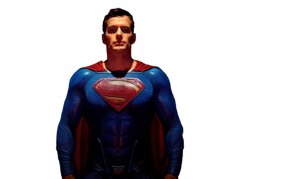 HQ superman png by everythingflash