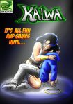 Kalwa Chapter 15 Cover by GreenRaptor15