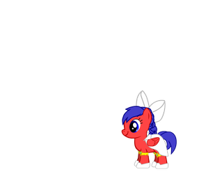 Joystick (Flower Filly) by THEUltraCombo