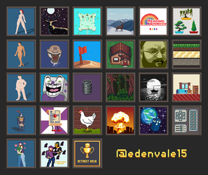 #octobit - Full Spread by Edenvale