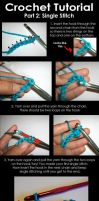 Crochet Tutorial Part 2 by Sparrow-dream