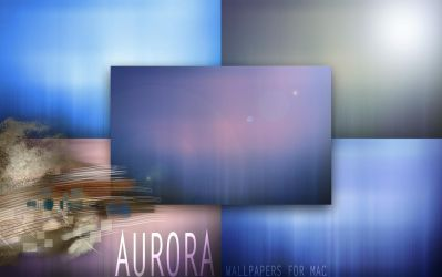 Aurora Abstract Wallpapers by vladimir0523