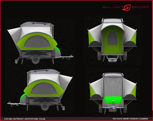 Sylvan Pop-Up Camper by DonaldMoore909