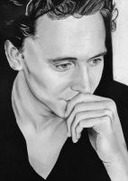 Tom Hiddleston / Loki by cfischer83