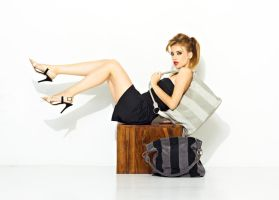 Essenza Shoes Ad Campaign Photo Shoot by mihai2k