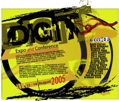 DiGiT Design Conference by wangfordesign